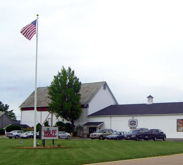 Photograph of the Wolff Bros. Corporate Location